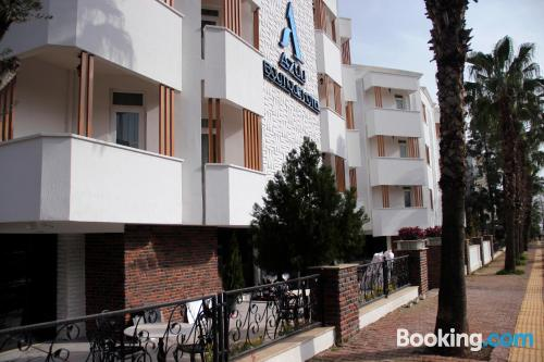 Antalya apartment with terrace