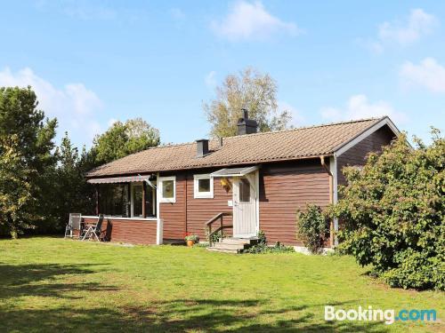 Convenient, 3 bedrooms in Haverdal.