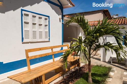 Apartamento en Cabo Frio con internet