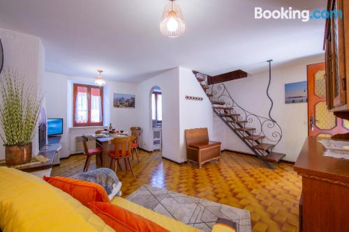 Large home with two rooms with terrace!.