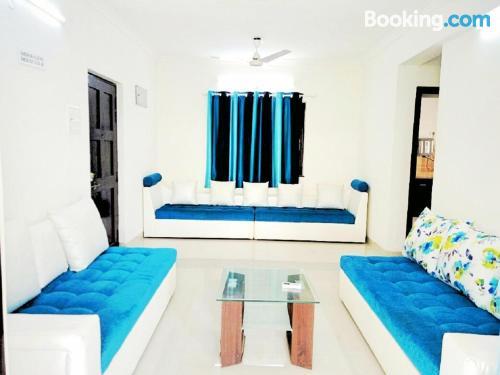 Apartamento en buena zona en Candolim