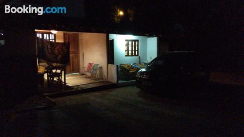 Apartamento en Ilhabela con internet.