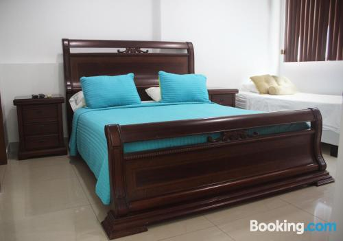 2 bedrooms apartment in Cartagena de Indias.