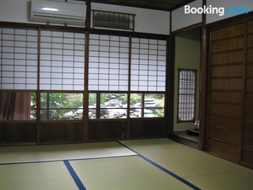 Espacioso apartamento en Kioto con internet