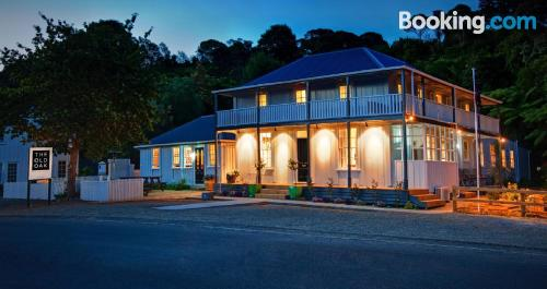 1 bedroom apartment in Mangonui. For 2 people