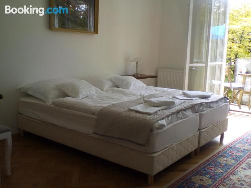 Two rooms apartment in Sopron.