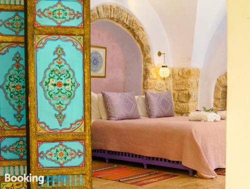 1 bedroom apartment in Safed. Child friendly place!