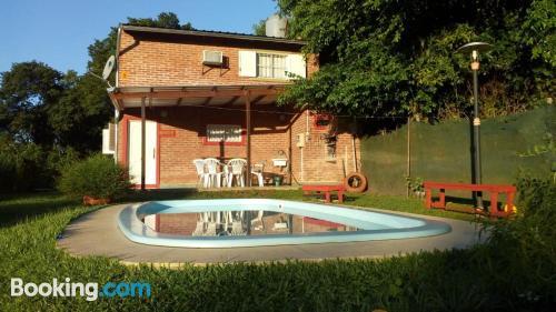 Home in Paso de la Patria with swimming pool