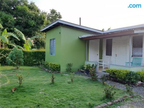Home in Port Antonio for 2 people.