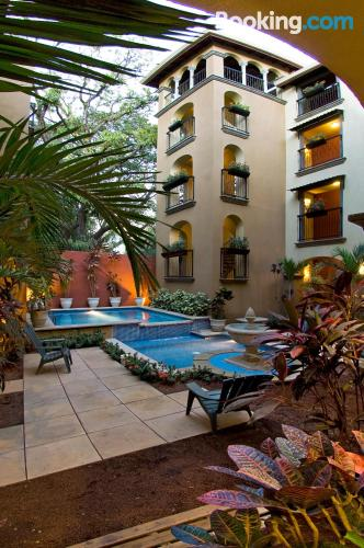 Swimming pool and internet apartment in Tamarindo. Terrace!