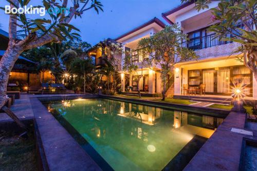 Apartamento para parejas con terraza y wifi