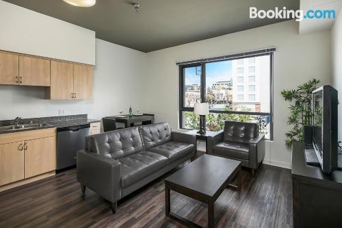 One bedroom apartment apartment in San Diego. Perfect location.