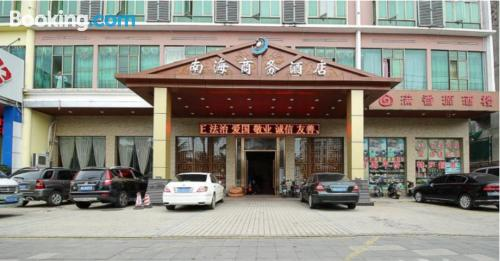Home in Haikou. Great!