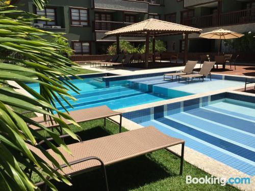 Amplio apartamento ideal para familias