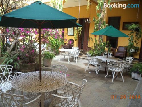 Enjoy in Guatemala with wifi