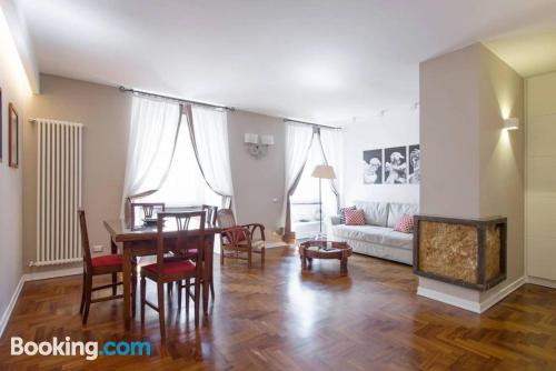 Large place in great location with heating
