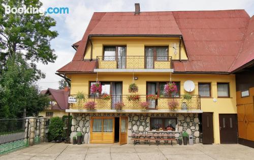 Apartamento con wifi en Biały Dunajec