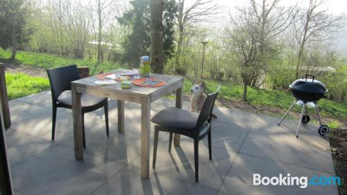 Comfortable home in Malmedy with terrace