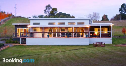 Place in Daylesford. Perfect for six or more