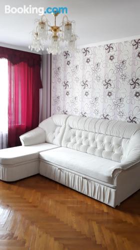 Apartamento de 50m2 en Soligorsk. ¡Ideal!