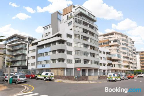 115m2 place in Cape Town with internet.