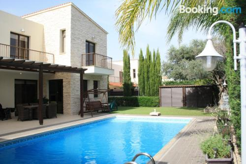 Villa with Private Pool, Big Garden