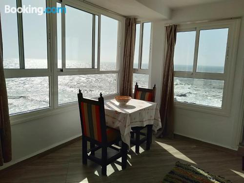 One bedroom apartment apartment in Essaouira for two people.