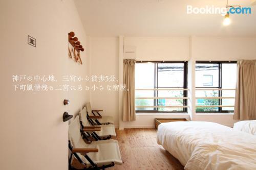 Bonito apartamento en Kōbe