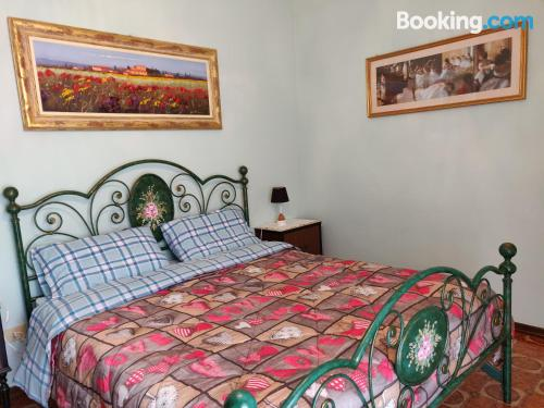 Sleep in amazing location with terrace!.