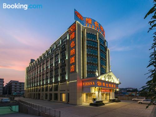 Place with air in Nanning.