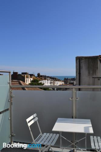 Home in Brighton & Hove with heat and wifi