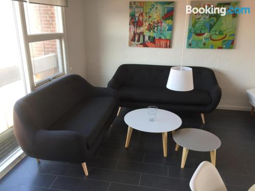 Great for two people in Esbjerg.