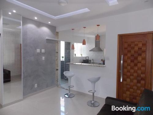 Espacioso apartamento en Niterói. ¡67m2!