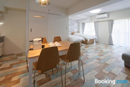 Apartamento de una habitación en Kawaguchi con conexión a internet