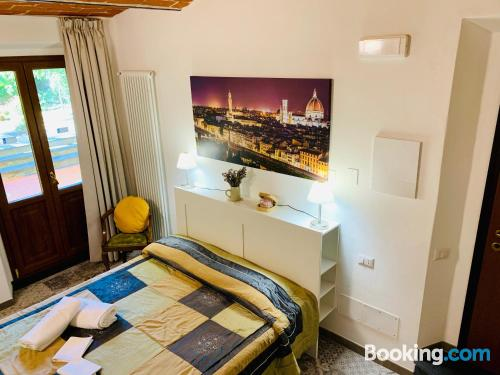 Imponente appartamento con una camera da letto. Firenze ai vostri piedi!.