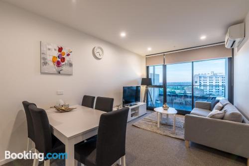 Apartamento en Box Hill con calefacción y wifi