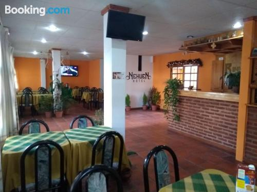 Home for six or more in San Bernardo with wifi.