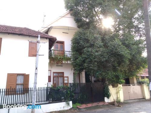 Apartamento en Cochin ¡con vistas!.