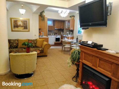 1 bedroom apartment apartment in Athens with air.
