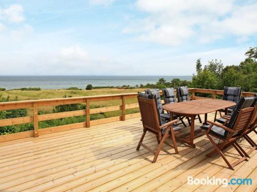 Apartamento con terraza ideal para grupos