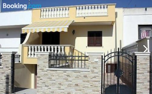 Amplio apartamento de dos dormitorios en Marina di Pescoluse