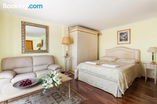 Apartment for couples in Rome with terrace