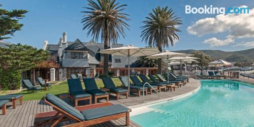 Terrace and wifi apartment in Hermanus for two people