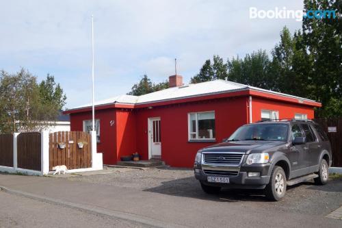Apartamento acogedor en Akureyri