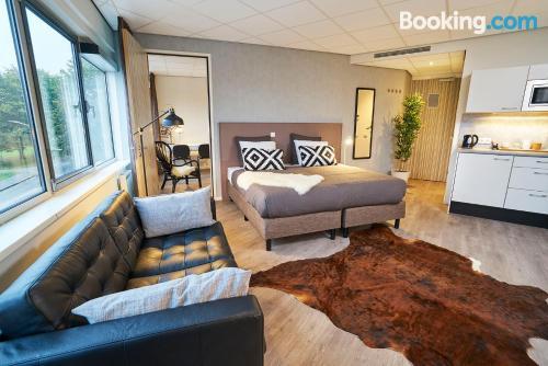 Badhoevedorp apartment. Convenient!