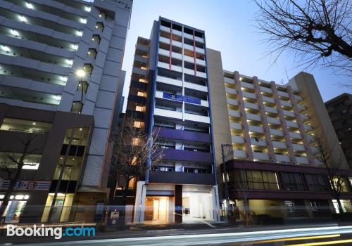 Apartamento con conexión a internet en Fukuoka.