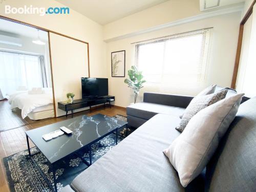 Apartamento con wifi. ¡60m2!.