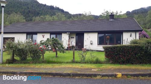 Two rooms apartment in Kintail.
