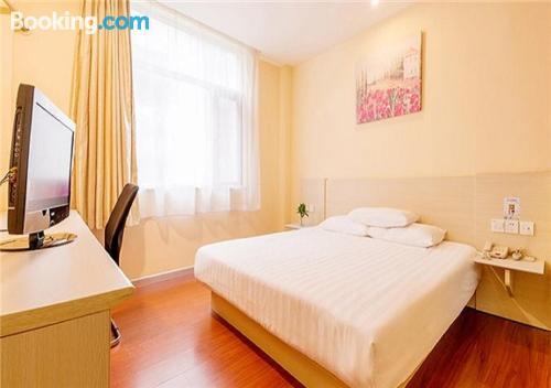 Apartamento para dos personas con conexión a internet