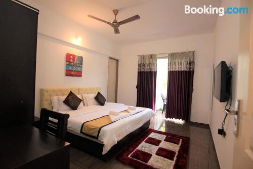Apartamento en Pune. ¡Internet!